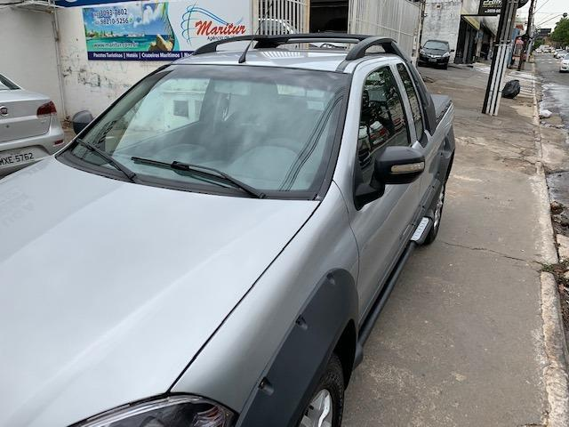Fiat Strada Adventure 1.8 CE 2012\13 - Foto 9