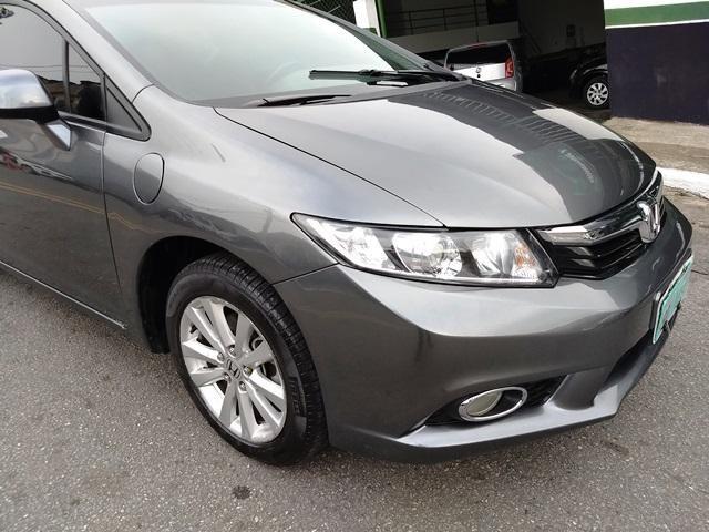 Honda Civic CIVIC SEDAN LXS 1.8/1.8 FLEX 16V AUT. 4P - Foto 7