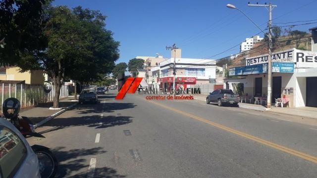 Lote comercial na principal av do bairro Santo Agostinho