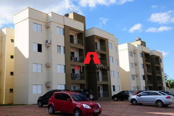 Apartamento com 2 dormitórios sendo 1 suíte, à venda, 67,20 m² por r$ 270.000 - conjunto m - Foto 19