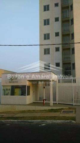 Apartamento para alugar com 2 dormitórios em Alto de pinheiros, Paulínia cod:AP008203