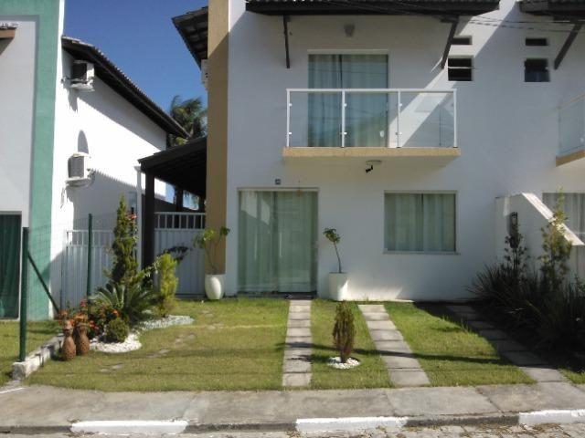 Vende-se Casa 3 Quartos c suíte, Condomínio Fechado, Piscina, Escriturada, Camaçari