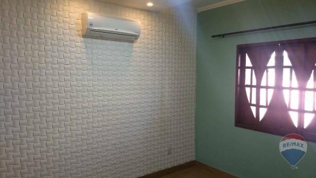 Linda casa com piscina para locação dentro de condomínio - Foto 8