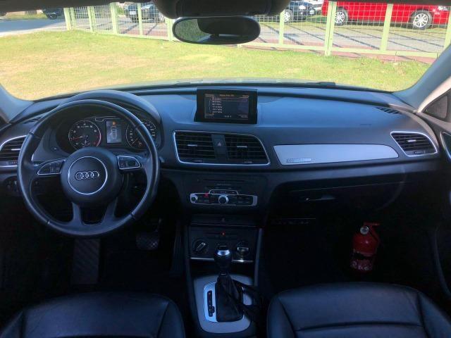 ;Audi Q3 TFSI stronic 2013 Completo, carro impecável - Foto 4