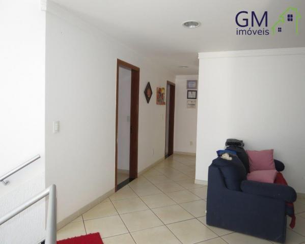 Casa a venda / condomínio império dos nobres / 04 quartos / sobradinho df / churrasqueira  - Foto 18