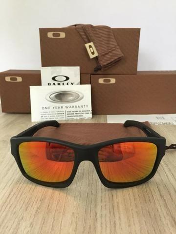 f8f607d404be0 Óculos Oakley Polarizado Jupiter Squared Rubi - Bijouterias ...