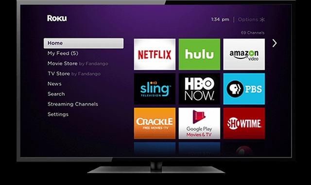 Roku Express 1080p Hd Streaming Transforme S a Tv Em Smart Hdmi  Youtube,plex,tune In