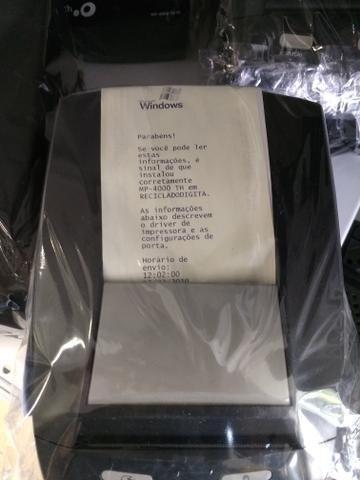 Impressora Térmica não fiscal Bematech MP-4000 TH - Foto 5