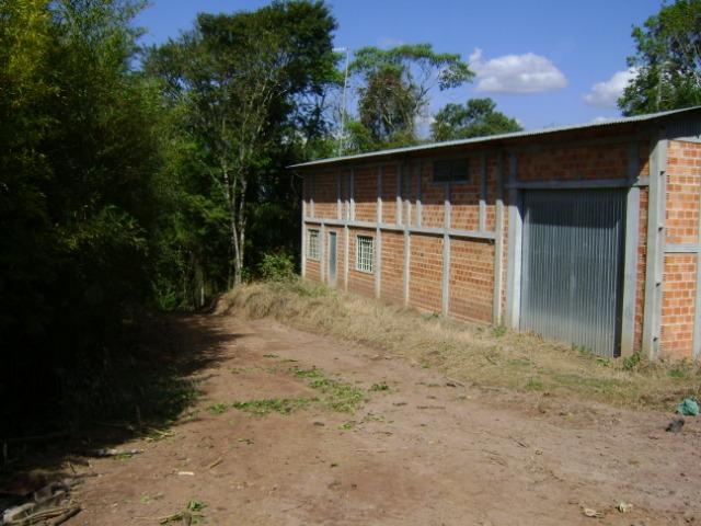 Sítio Barra Grande - 23 alqueires - Bico dos Papagaios - Prudentópolis - PR - vista linda