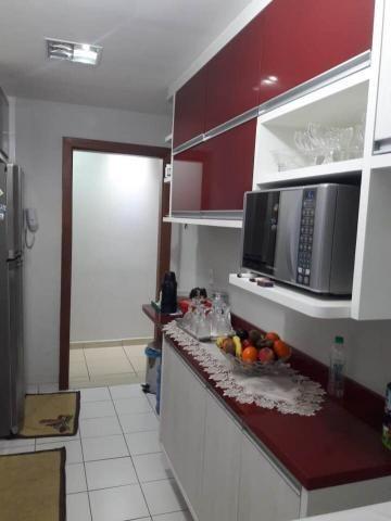 Apartamento à venda com 3 dormitórios em Chácara dos pinheiros, Cuiabá cod:AP00101 - Foto 2