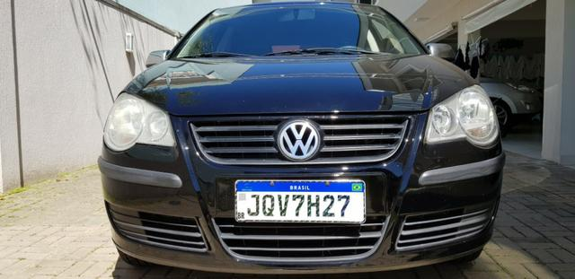 Vw - Volkswagen Polo 1.6 Flex 2007