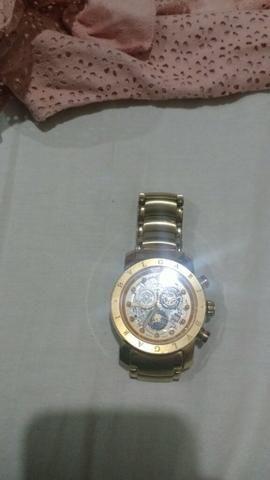 99536eb7b1f Relógio Atlantis Original Modelo Bvlgari 996871347 - Bijouterias ...