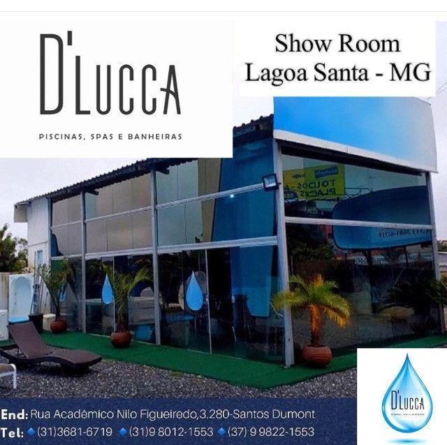 Ju- Promoção Spa Luxo 7 Lugares -Direto de Fabrica- com Hidro e Aquecimento-Dlucca Ls - Foto 5