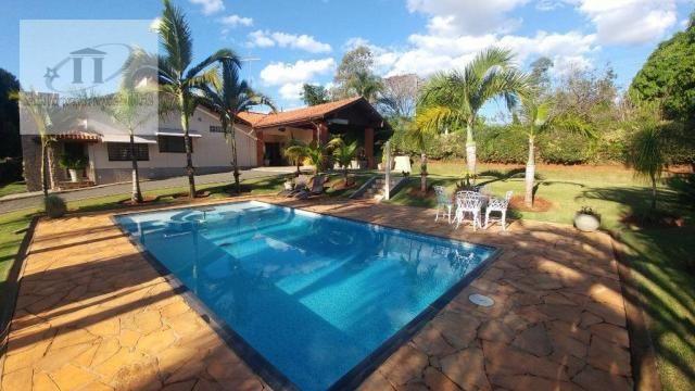 Casa com 3 dormitórios à venda, 272 m² por R$ 1.200.000,00 - Condomínio Ana Helena - Jagua