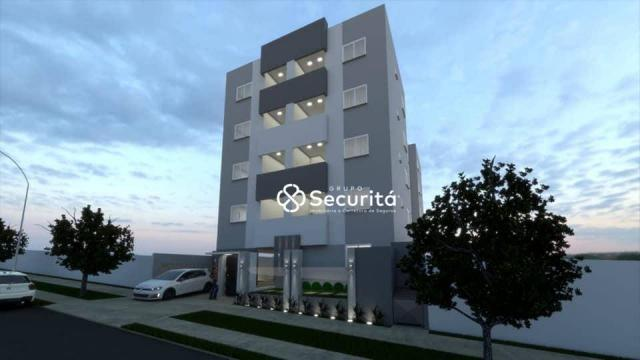 8413 | Apartamento à venda com 2 quartos em Canadá, Cascavel