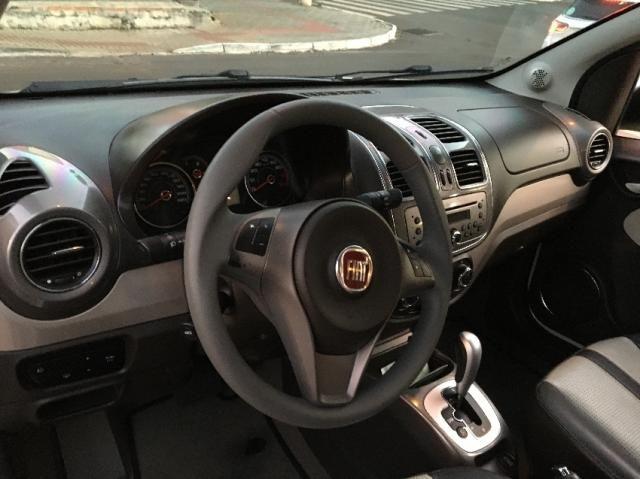 Fiat Grand Siena 1.6 Essence Sublime Dualogic 4P - Foto 5