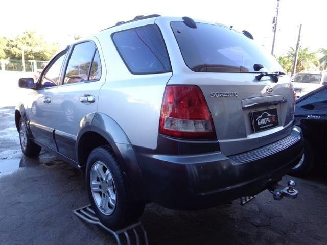 Kia - Sorento 2.5 EX CR3 Diesel 4x4 Top - 2005 - Foto 4