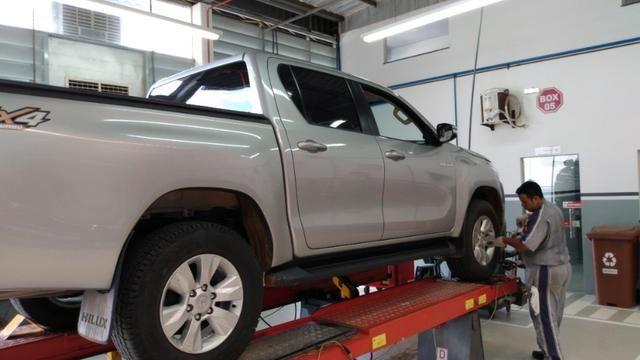 Toyota hilux srv cd aut 2017 - Foto 3