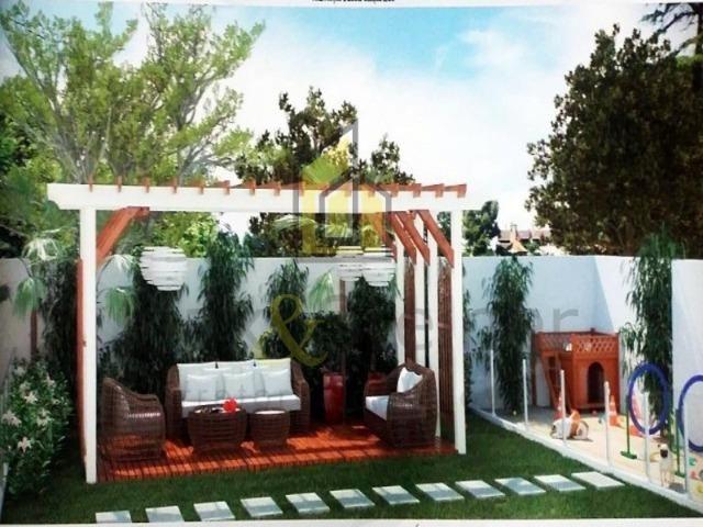 Napraia-Amplo Ap 01 Dorm,piscina e salaõ de festas na cobertura frente mar-parcela! - Foto 11