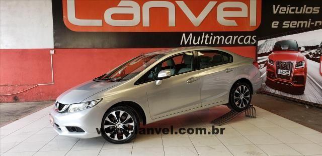 CIVIC 2014/2015 2.0 LXR 16V FLEX 4P AUTOMÁTICO - Foto 2