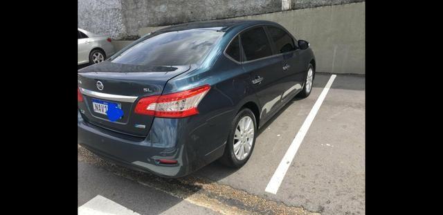 Sentra 2014 SL aut menor preço financio