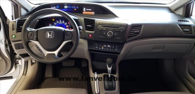 CIVIC 2014/2015 2.0 LXR 16V FLEX 4P AUTOMÁTICO - Foto 10