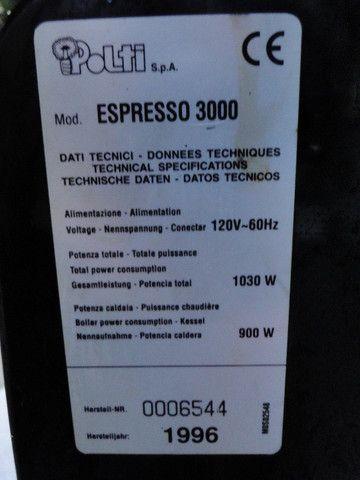 Máquina De Cafe Expresso Aroma Polti 3000 Funcionando - Foto 4