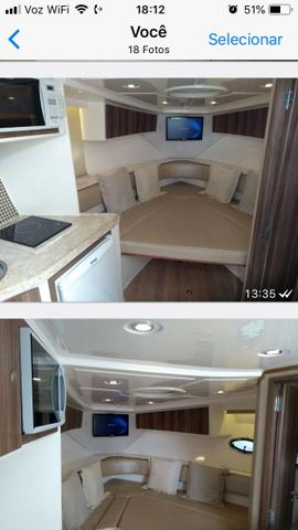 Maxima Yachts MAX 280, tamanho 30 pes, completissima, motores diesel - Foto 11
