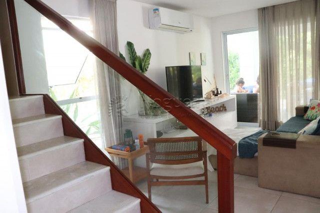 GN- Casa com 5 suítes, piscina privativa, deck, mobiliada, prox. a praia de Muro Alto - Foto 8