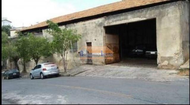 Galpão/depósito/armazém à venda em Santo andré, Belo horizonte cod:40269 - Foto 2
