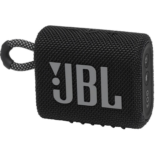 Caixa de Som JBL Go 3 Portátil Bluetooth 5.1 A Prova D'agua Original Lançamento - Foto 4