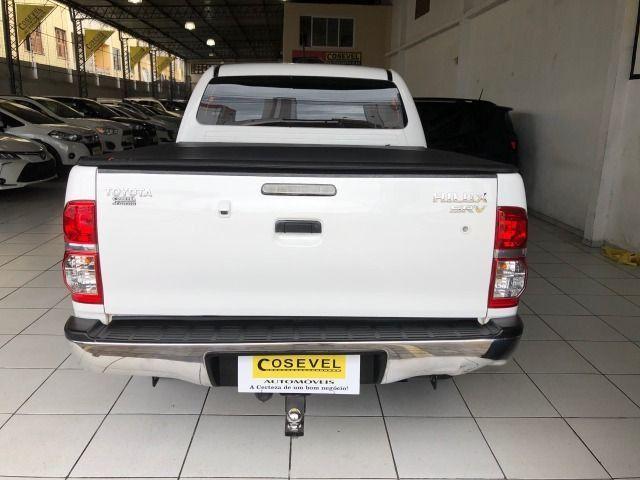 Hilux SRV 4x4 2014/2014, diesel, automática, toda revisada, conservada - Foto 2