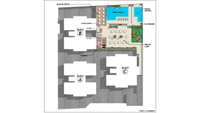 Condomínio Humberto de Campos - Apartamento - Parnaíba-Piaui - Foto 15