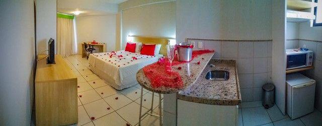 Apartamento em Ponta Negra Mobiliado - 35m² - Marsallis Flat - Foto 4