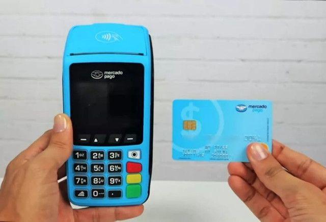 Máquinas de Cartão, não perca as vendas de final de ano - Foto 5