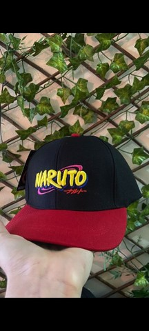 Bonés de anime Naruto KNY AOT - Foto 2