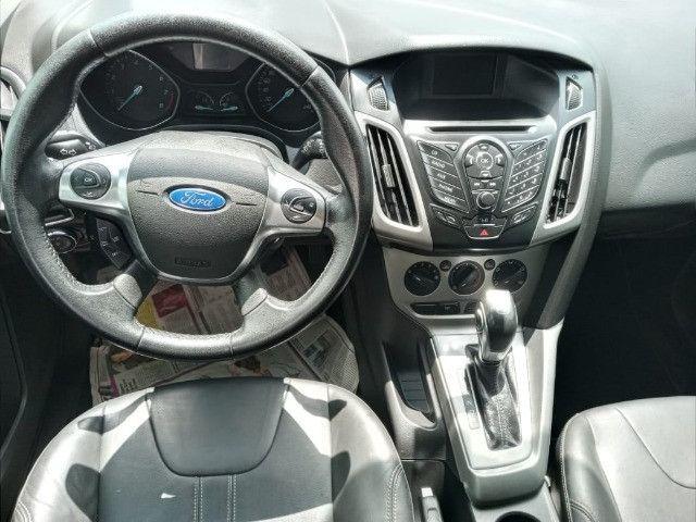 Ford - Focus Se 1.6 Aut. 2014 - Foto 8