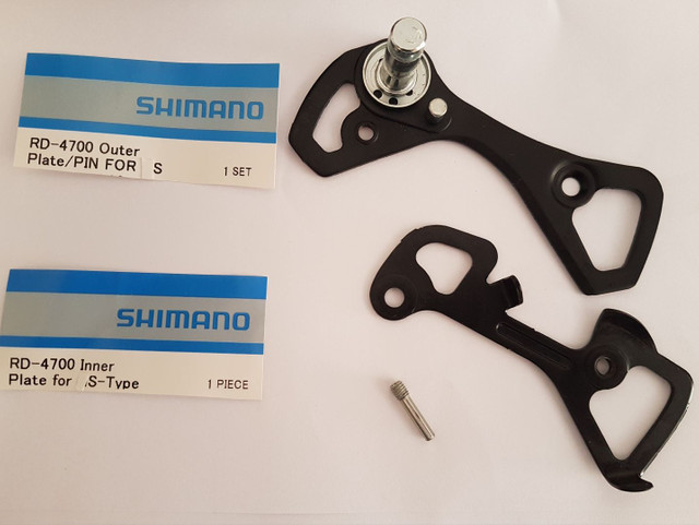 Haste/ Cage Interna E Externa Cambio traseiro Shimano tiagra Rd 4700 Ss