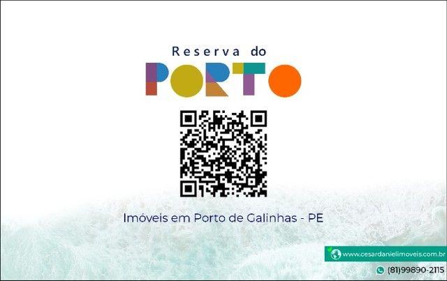 Lançamento no Centro de Porto com 2 Quartos + 50m²   Flats em Porto de Galinhas - Foto 11
