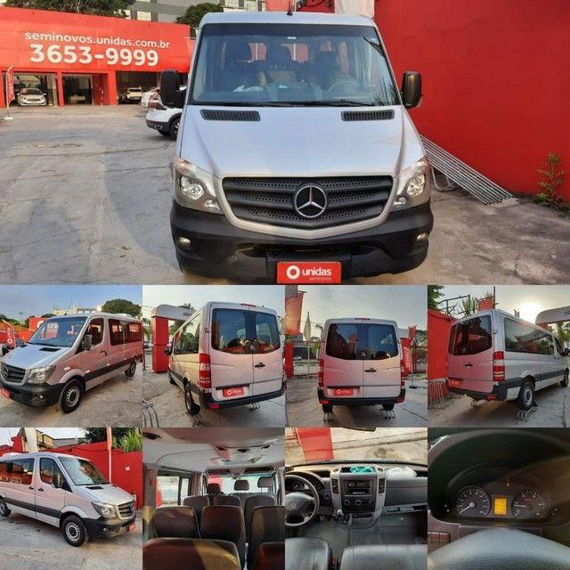 Sprinter Van 415 CDI TB 15+1 2.2 2P - Foto 10
