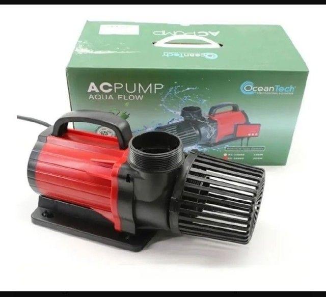 AC Pump Bomba Submersa Ocean Tech 3000 l/h 28w - Foto 4