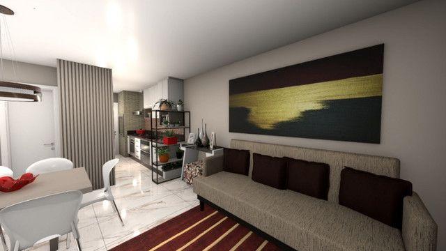 Oportunidade seu imóvel - Apartamentos geminados com 2 quartos no Paese - Itapoá/SC - Foto 4