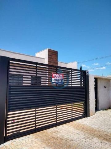 Casa com 2 dormitório à venda, 57 m² por R$ 280.000 - Jardim das Oliveiras II- Foz do Igua - Foto 14