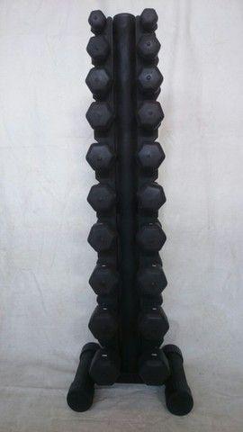 kit halter 1 a 10 kg texturizado - Foto 2
