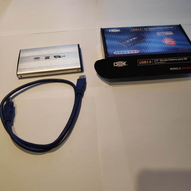 2.5 GB 250 Polegadas SATA USB 3.0 Disco Rígido Externo HDD  - Foto 2