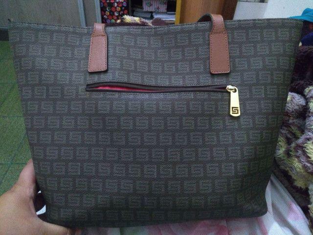 Bolsa Couro Smartbag - Foto 3