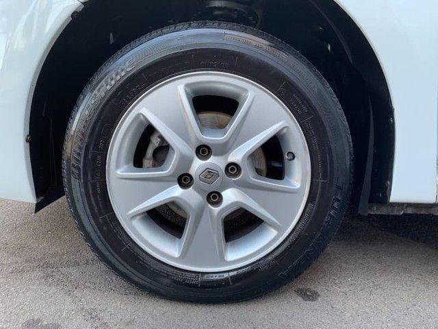 Renault LOGAN DYNAMIQUE 1.6 8V FLEX MEC. - Foto 12