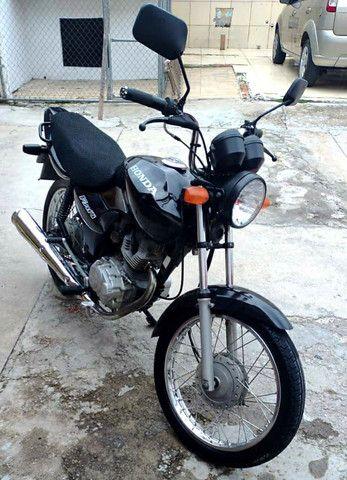 Moto Honda Cg 2008 - Foto 2