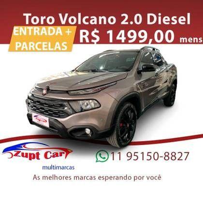 TORO 2020/2021 2.0 16V TURBO DIESEL VOLCANO 4WD AT9
