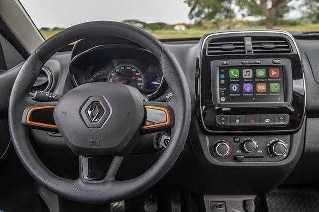 Renault Kwid Outsider 1.0 Flex 12V 5p Mec. - Foto 6